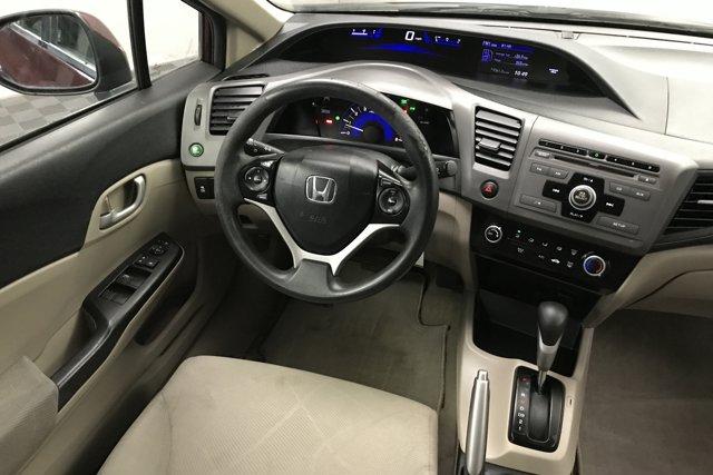 Used 2012 Honda Civic Sdn 4dr Auto LX