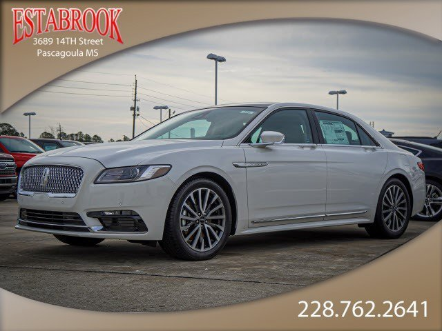 New 2020 Lincoln Continental in , MS