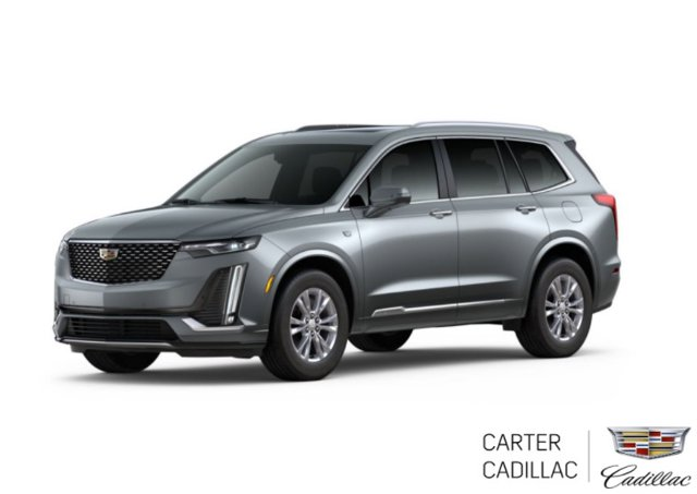 2021 Cadillac XT6 Luxury AWD 4dr Luxury Gas I4 2.0L/ [0]