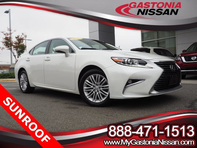 2017 Lexus ES ES 350 ES 350 FWD Regular Unleaded V-6 3.5 L/211 [5]