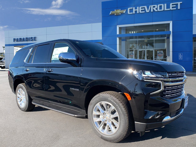 2021 Chevrolet Tahoe Premier 2WD 4dr Premier Gas V8 5.3L/ [1]