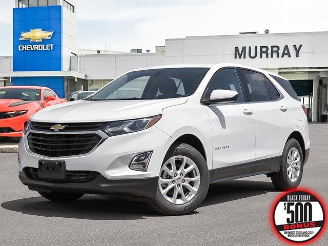 2021 Chevrolet Equinox LT FWD 4dr LT w/1LT Turbocharged Gas I4 1.5L/92 [1]