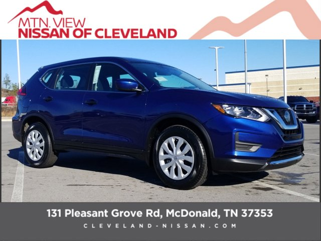 New 2020 Nissan Rogue in McDonald, TN