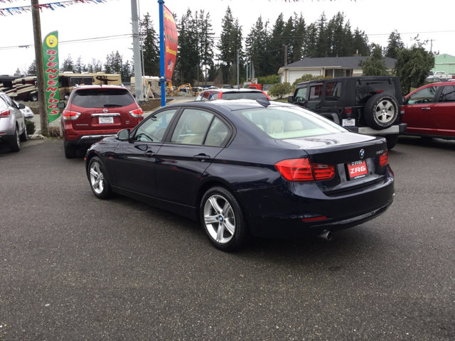 Used 2014 BMW 3 Series 4dr Sdn 320i RWD