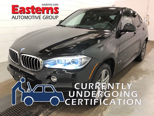 2016 BMW X6 xDrive50i M-Sport Executive Sport Utility