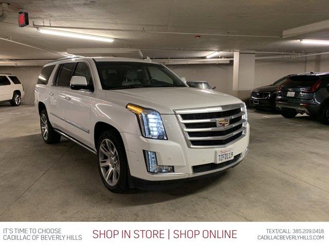 2017 Cadillac Escalade ESV Premium Luxury 2WD 4dr Premium Luxury Gas V8 6.2L/376 [4]