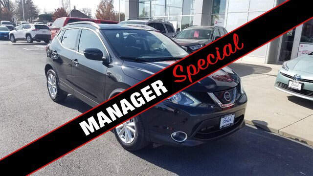 Used 2018 Nissan Rogue Sport in Fort Morgan, CO