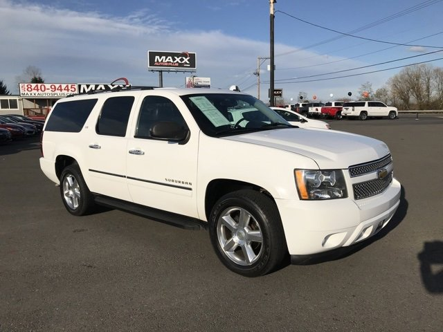 Used 2013 Chevrolet Suburban in Puyallup, WA
