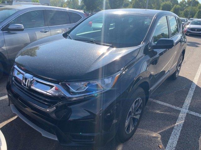 New 2019 Honda CR-V in Fishers, IN