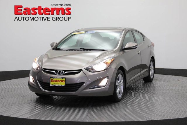 2016 Hyundai Elantra Value Edition 4dr Car