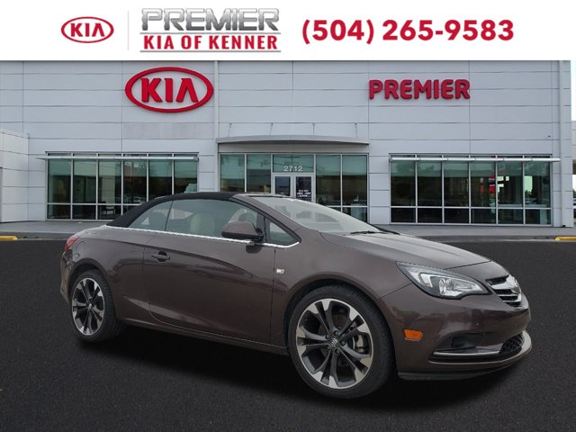 Used 2016 Buick Cascada in Kenner, LA
