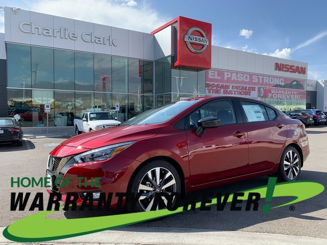 2020 Nissan Versa SR SR CVT Regular Unleaded I-4 1.6 L/98 [20]