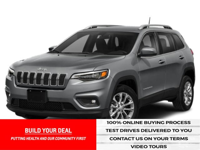 2021 Jeep Cherokee | SPORT 4x4 | REMOTE START | HEATED SEATS | Sport 4x4 Regular Unleaded I-4 2.4 L/144 [0]