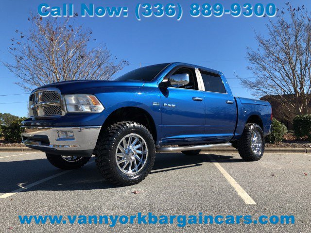 Used 2009 Dodge Ram 1500 in High Point, NC
