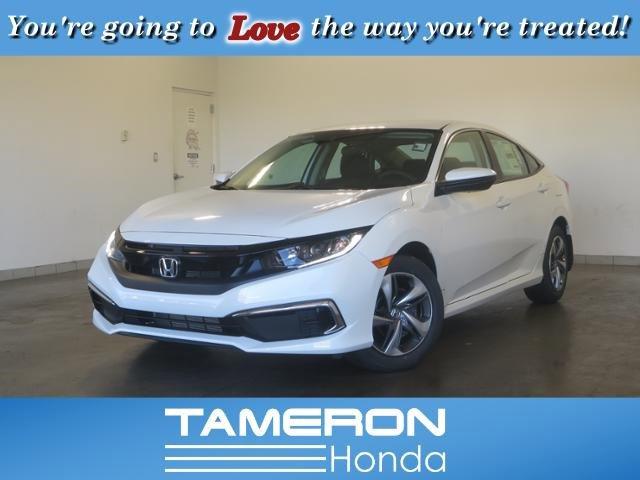 New 2020 Honda Civic Sedan in Birmingham, AL