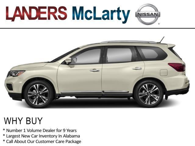 New 2020 Nissan Pathfinder in Huntsville, AL