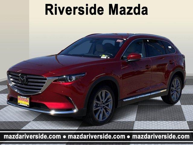 2021 Mazda CX-9 Grand Touring Grand Touring AWD Intercooled Turbo Regular Unleaded I-4 2.5 L/152 [6]
