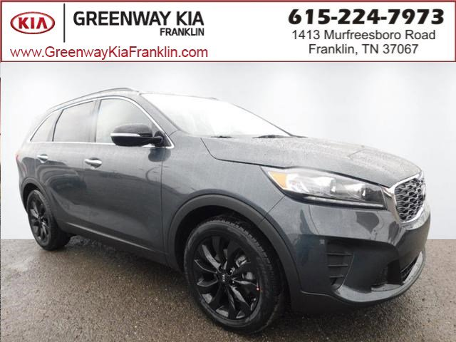 New 2020 KIA Sorento in Franklin, TN