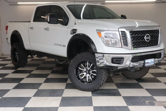 Used 2017 Nissan Titan XD in Paris, TX