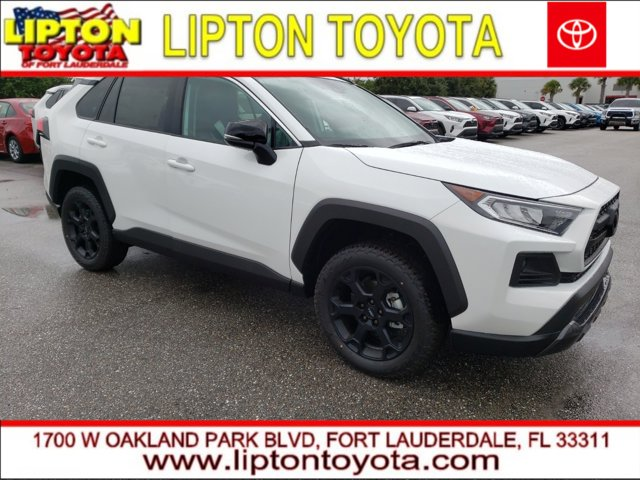 New 2020 Toyota RAV4 in Ft. Lauderdale, FL