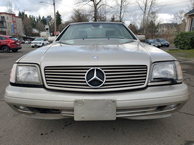 Used 1997 Mercedes-Benz SL-Class 2dr Roadster 5.0L