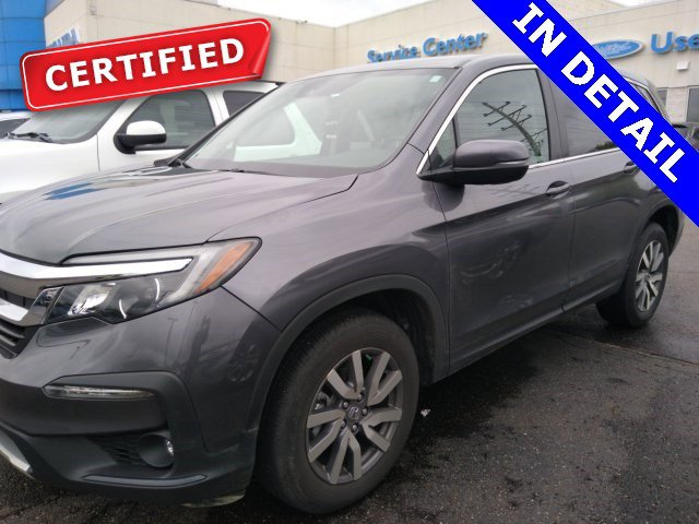Used 2019 Honda Pilot in Akron, OH
