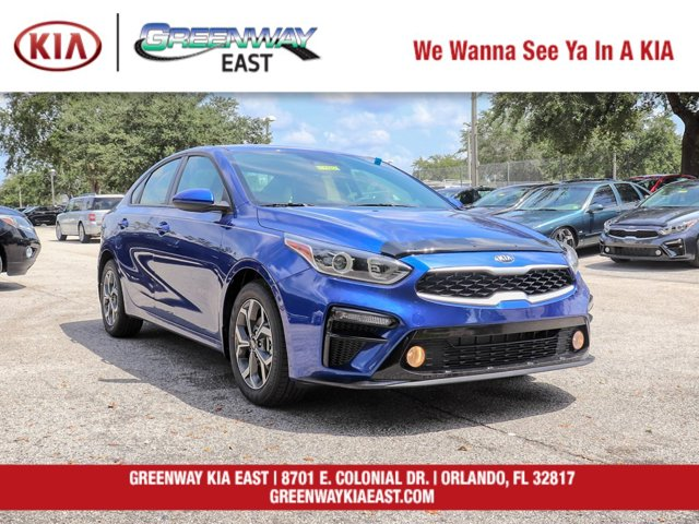 New 2019 KIA Forte in Longwood, FL