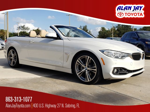 Used 2017 BMW 4 Series in Sebring, FL