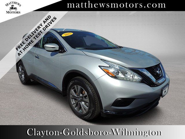 Used 2017 Nissan Murano in Wilmington, NC