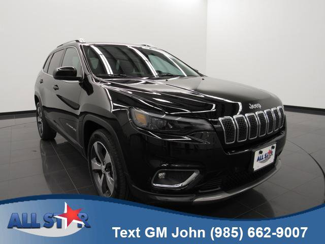 Used 2019 Jeep Cherokee in Denham Springs , LA