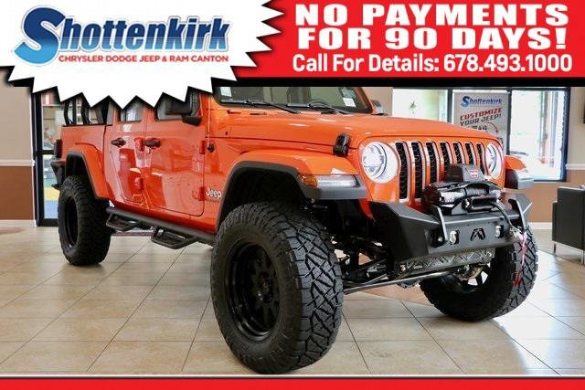 New 2020 Jeep Gladiator in , TX