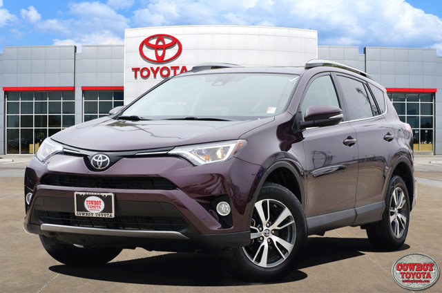 Used 2017 Toyota RAV4 in Dallas, TX