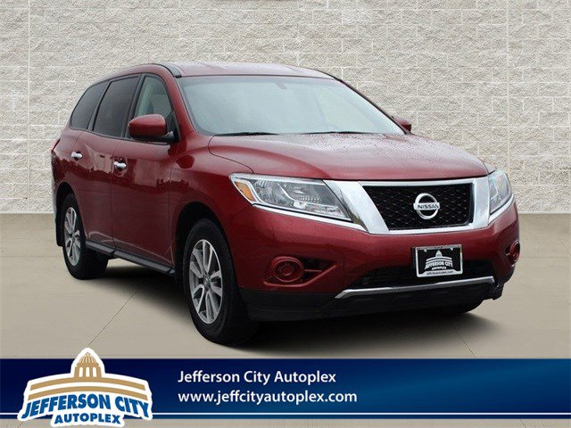 Used 2014 Nissan Pathfinder in Jefferson City, MO