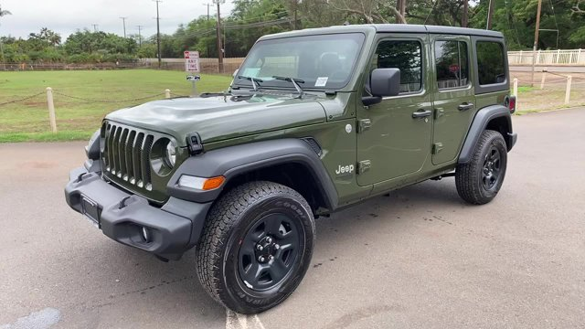 2021 Jeep Wrangler Sport Unlimited 4x4