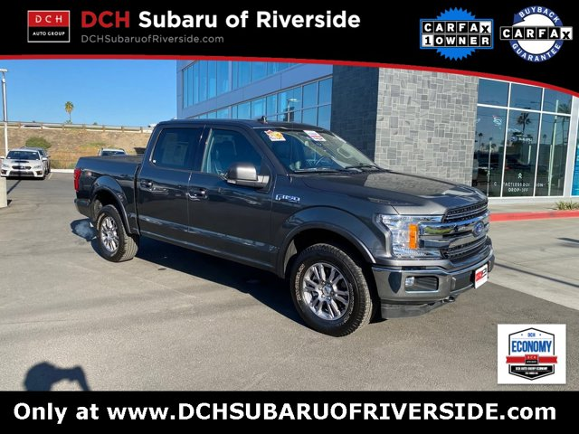 2019 Ford F-150 L  Regular Unleaded 3.5 L EcoBoost [15]