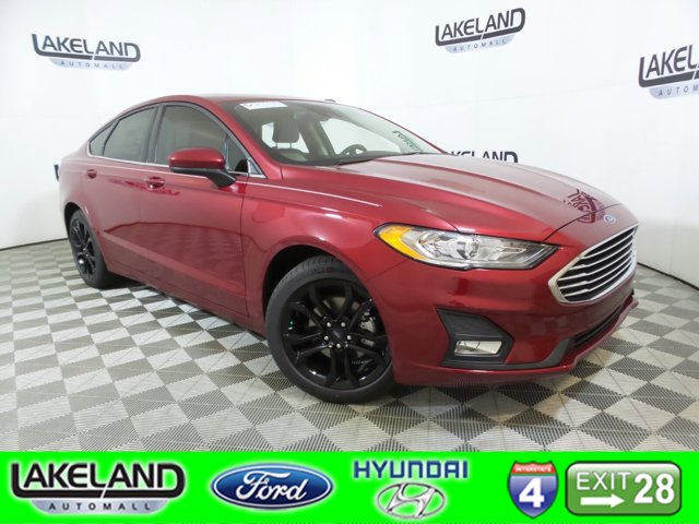 New 2019 Ford Fusion in Lakeland, FL