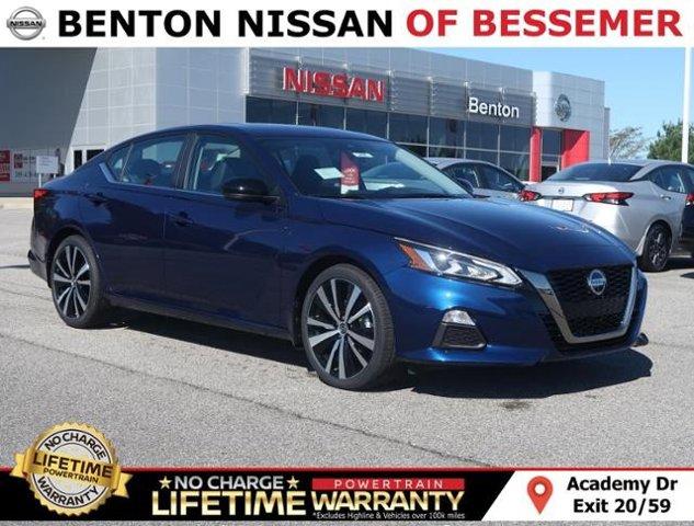 New 2020 Nissan Altima in Bessemer, AL