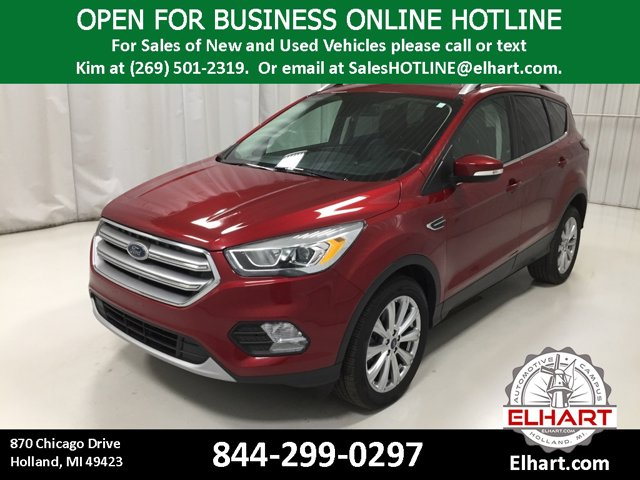 Used 2017 Ford Escape in Holland, MI