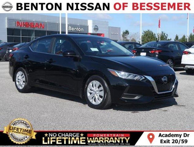 New 2020 Nissan Sentra in Bessemer, AL