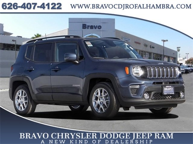 2020 Jeep Renegade Latitude Latitude FWD Regular Unleaded I-4 2.4 L/144 [8]