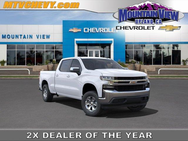 "2021 Chevrolet Silverado 1500 LT 2WD Crew Cab 157"" LT Gas V8 5.3L/325 [10]"