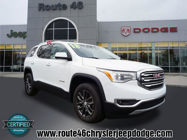 Used 2018 GMC Acadia in Little Falls, NJ