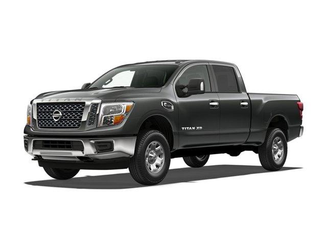 2017 Nissan Titan XD SV 4x2 Gas Crew Cab SV Regular Unleaded V-8 5.6 L/339 [2]