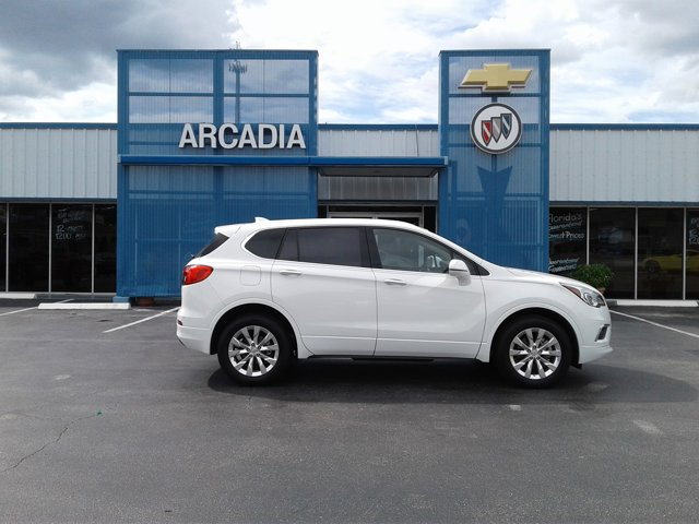 Used 2017 Buick Envision in Belle Glade, FL