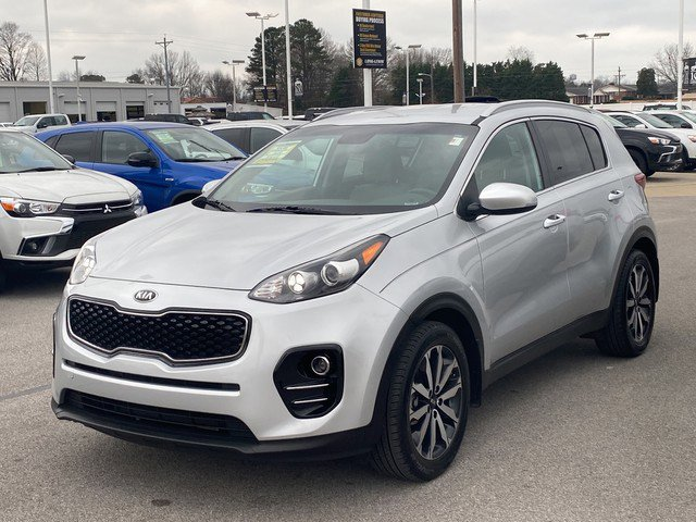 2017 Kia Sportage EX photo