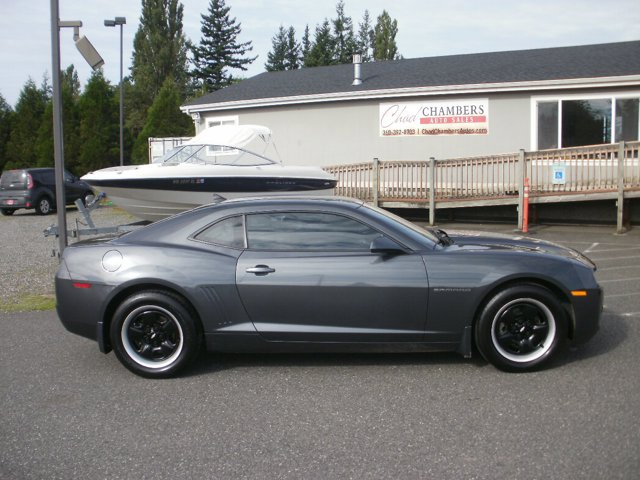 Used 2011 Chevrolet Camaro in Lynden, WA
