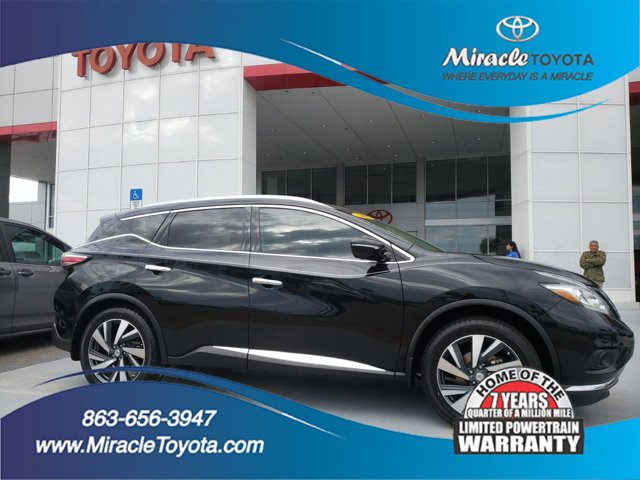 Used 2015 Nissan Murano in Haines City, FL