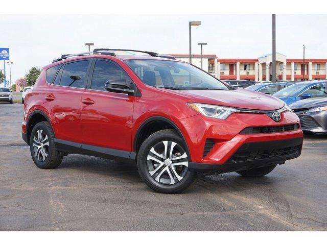 New 2017 Toyota RAV4 in Stillwater, OK