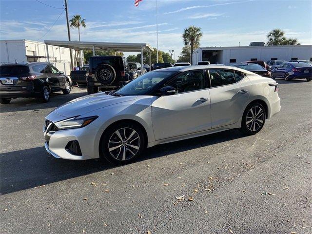 Used 2019 Nissan Maxima in Lakeland, FL