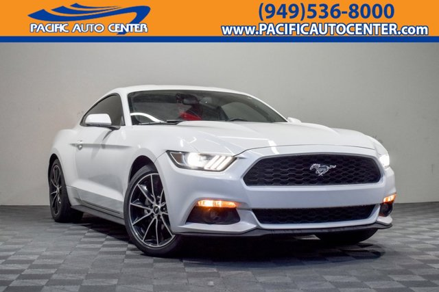 Used 2017 Ford Mustang in Costa Mesa, CA